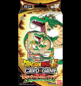 Dragon Ball Super TCG - Shenron's Advent