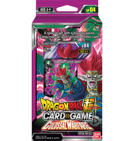 Dragon Ball Super TCG - Colossal Warfare