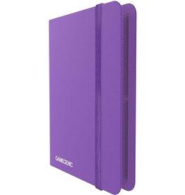 Casual Album 8-Pocket: Purple