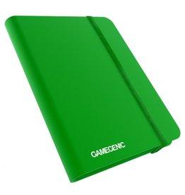 Casual Album 8-Pocket: Green