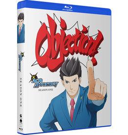 Ace Attorney Season 1  Blu-ray