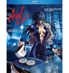 Angel Cop Blu-Ray