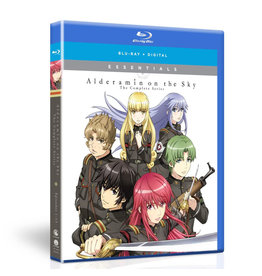 Alderamin On the Sky Complete Series Blue-ray