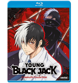 Young Black Jack Complete Collection