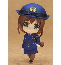 """Nendoroid #416 Monden """"Railway Police"""" Sakura"""