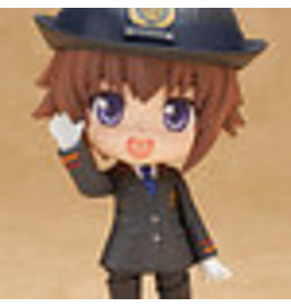"Nendoroid #415 Kurihashi ""Station Staff"" Minami"