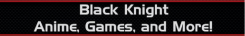 Black Knight Anime