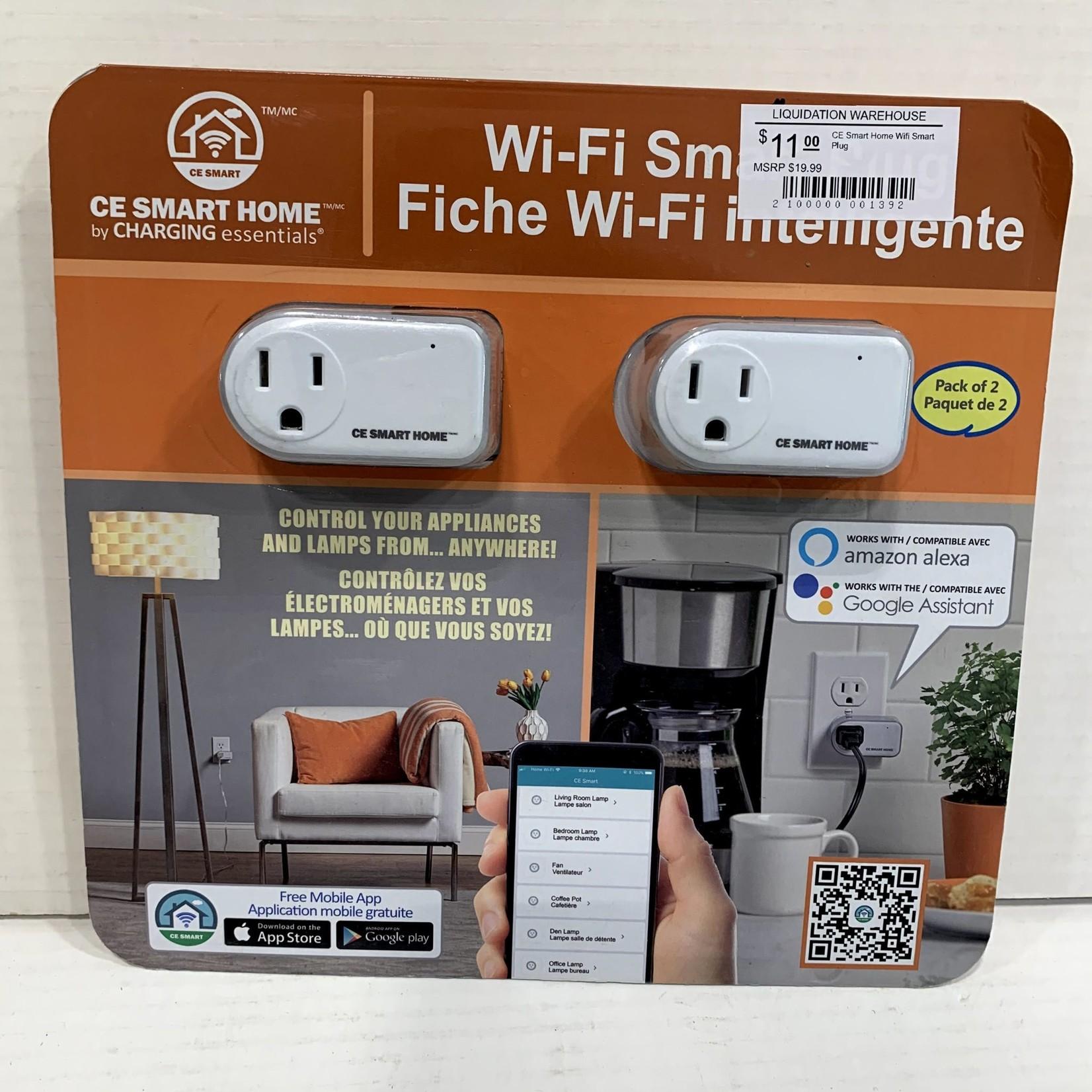 CE Smart Home Wifi Smart Plug