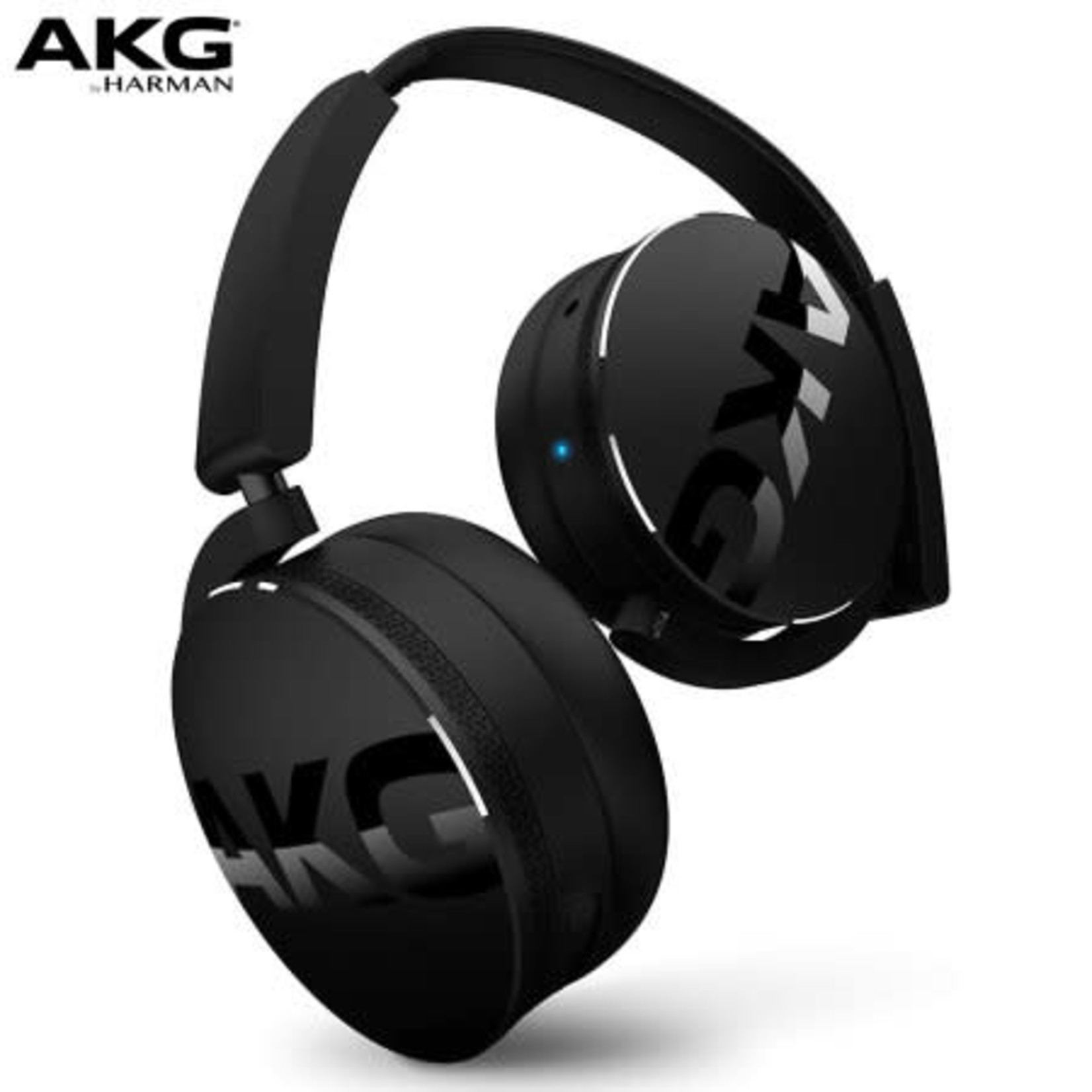 AKG C50BT On-Ear Wireless Bluetooth Headphones-Out of Package