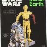 Metal Earth: Star Wars: R2-D2 & C-3PO