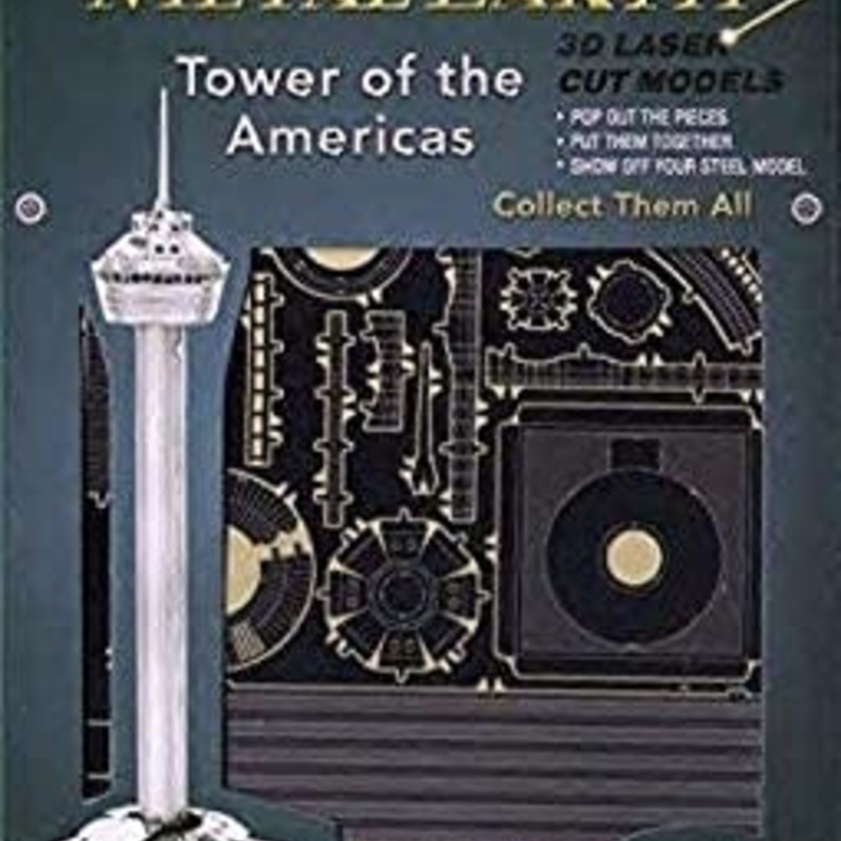 Metal Earth: Tower of the Americas