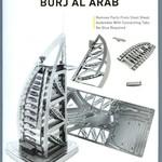 Metal Earth: IconX: Burj Al Arab