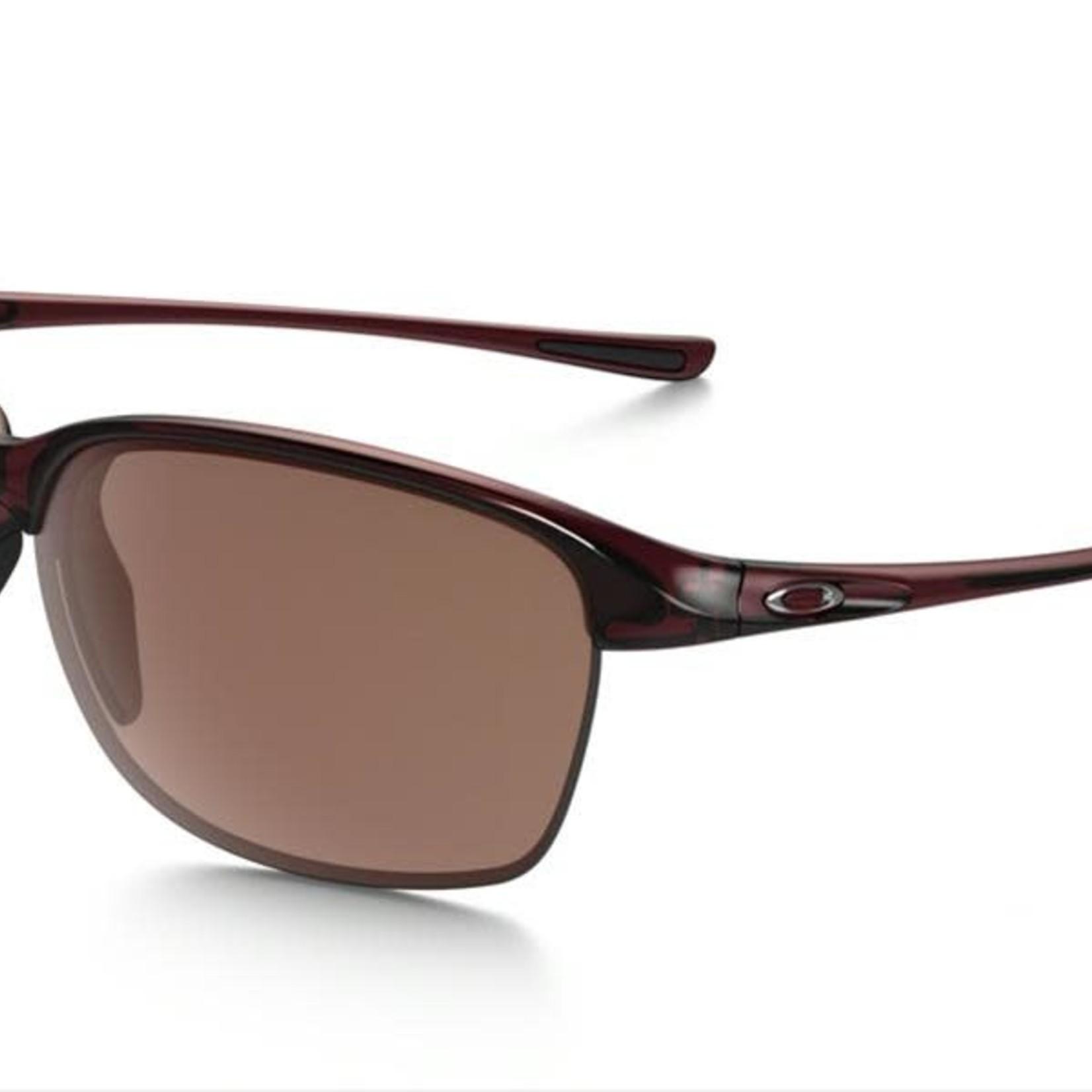 Oakley OO9191-07 Unstoppable Crystal Raspberry Sport Vr28 Black Iridium Lens Women's Sunglasses