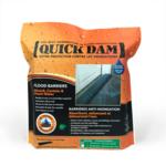 Quick Dam Flood Barrier, 10-ft