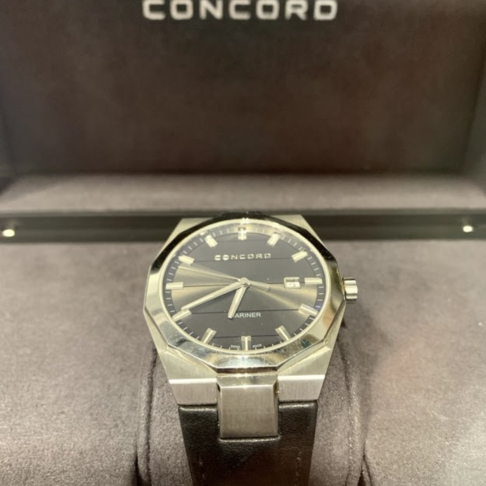 Concord Men's Watch *Open box, lightly used condition