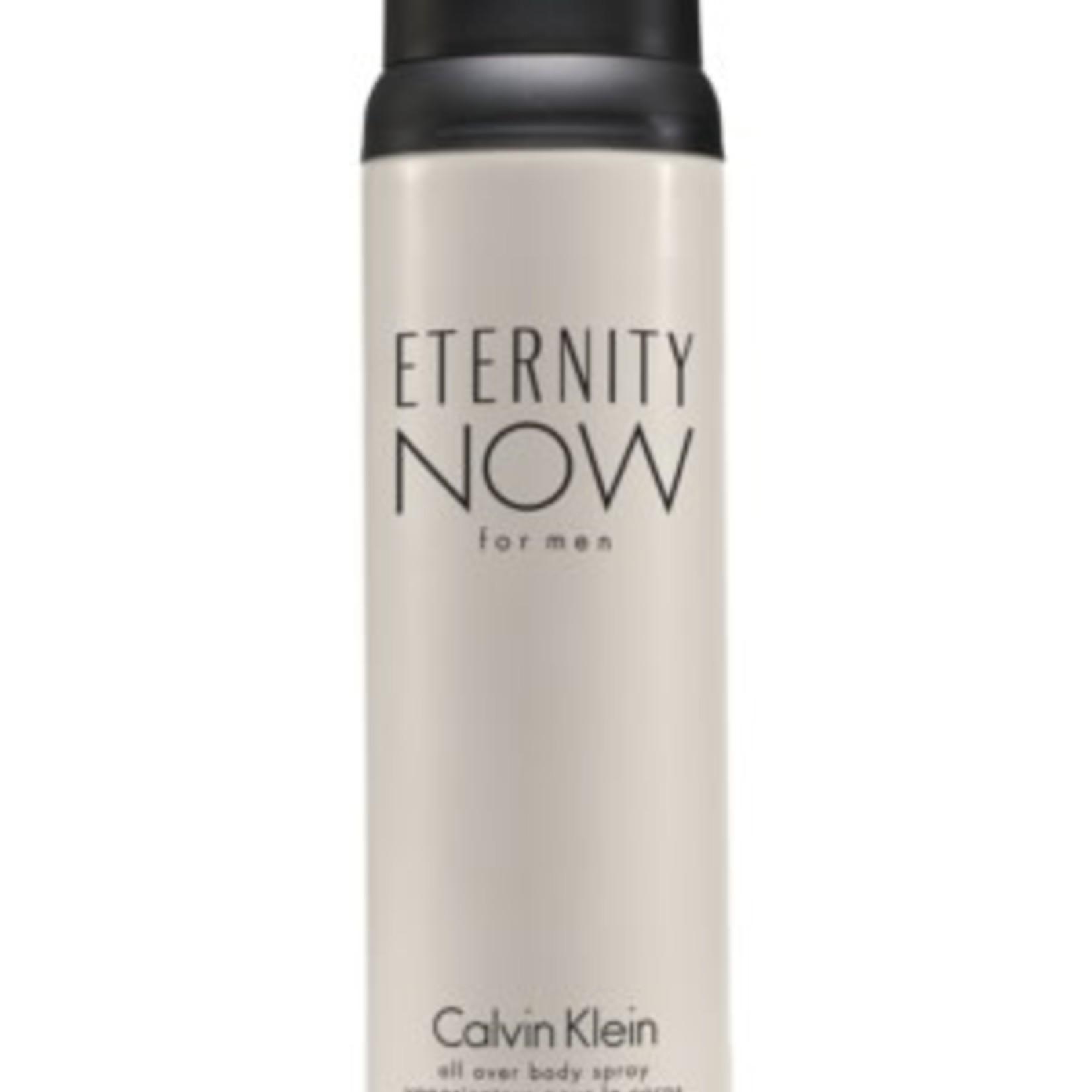 Calvin Klein CK Eternity Now All Over Body Spray for Men 5.4oz