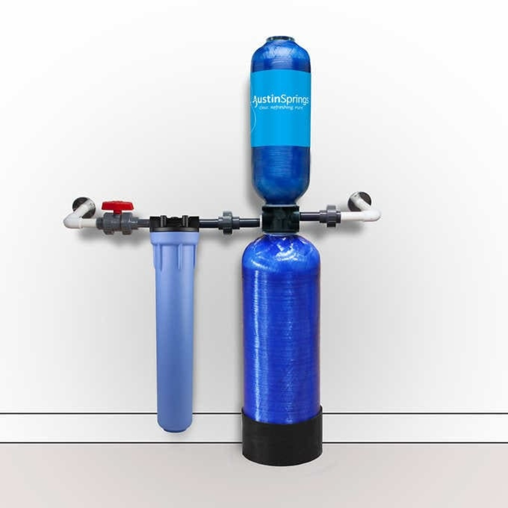 Austin Springs 10-year Whole House Filtration System AS-1000
