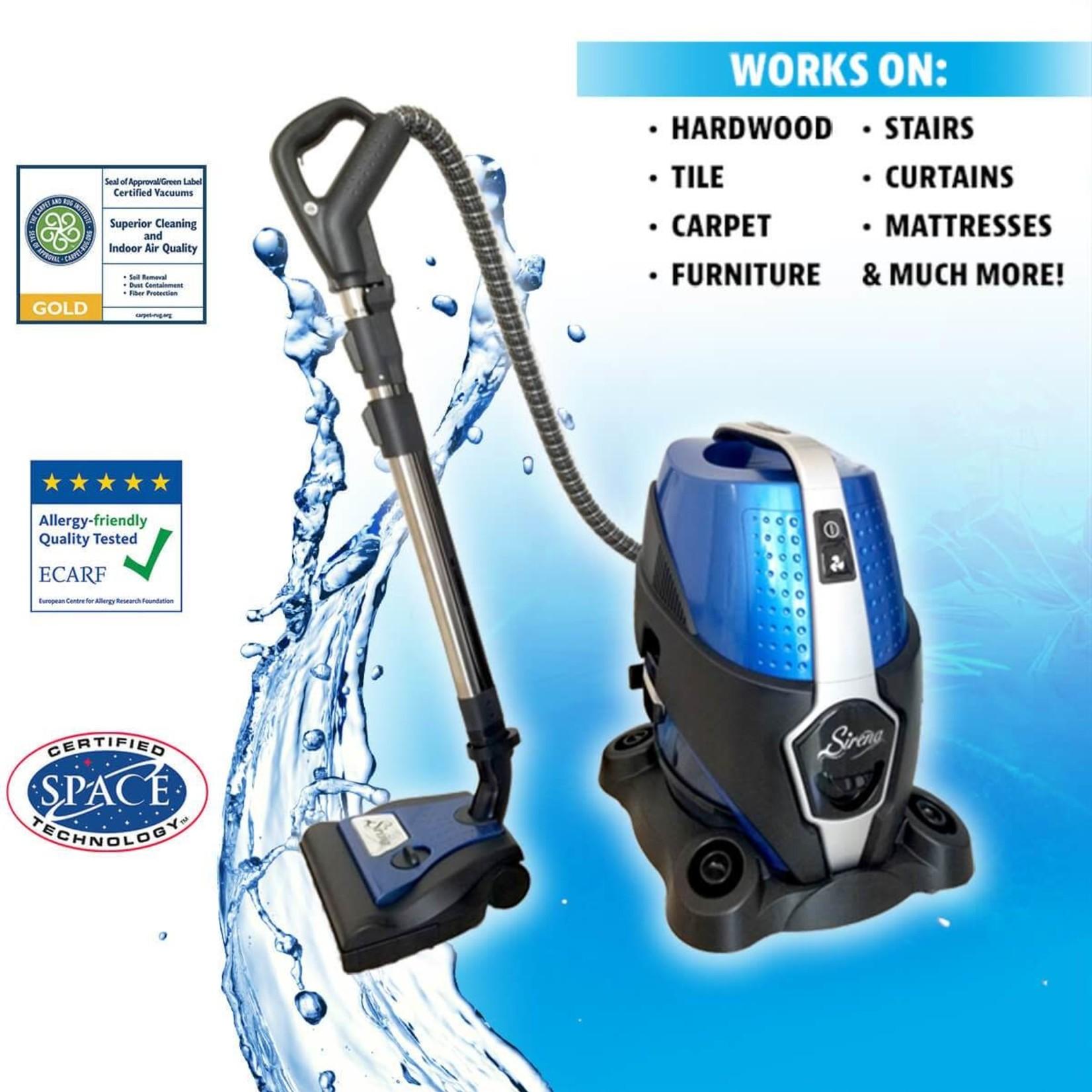 Sirena Vacuum Cleaner *Open box