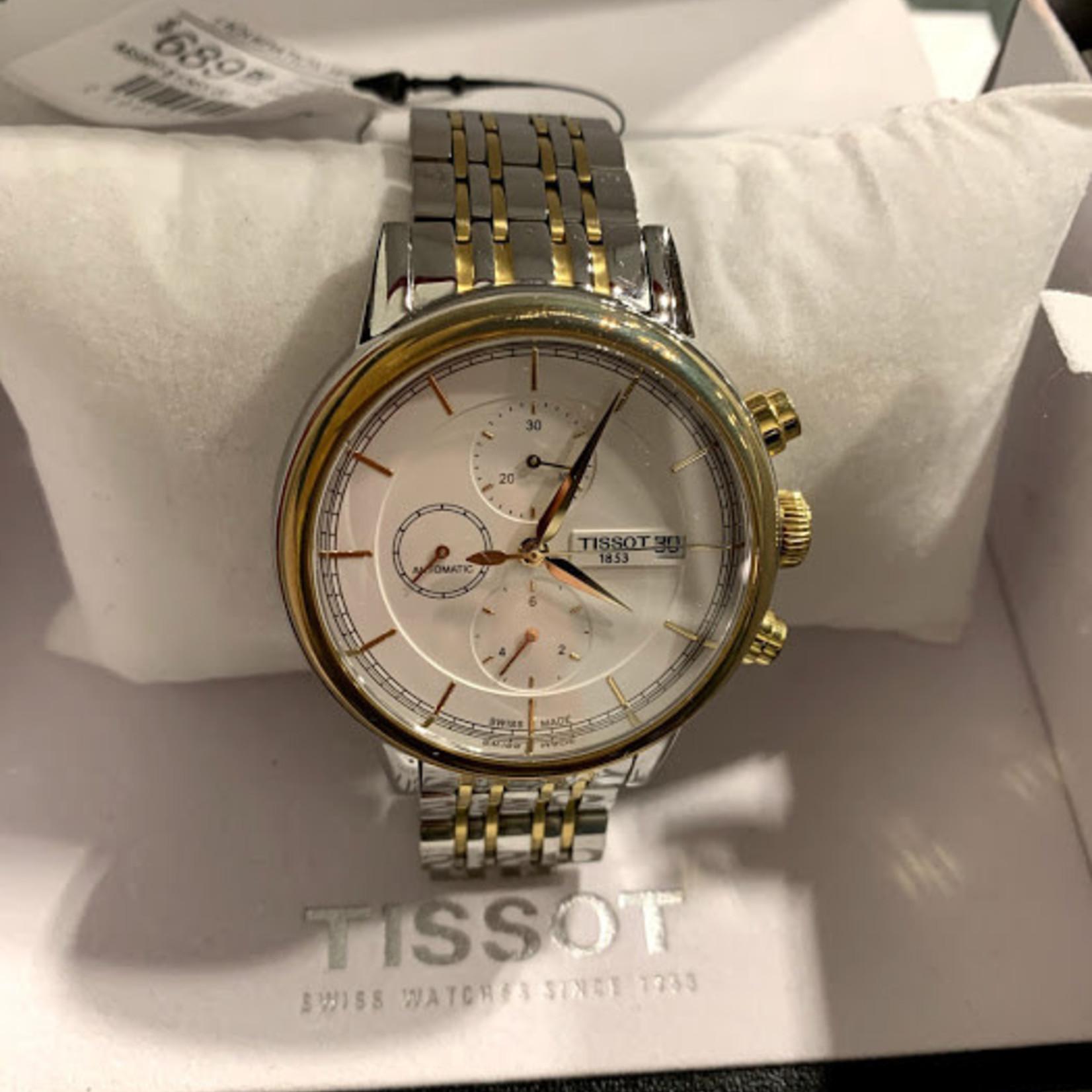 Tissot Men's Chronograph Watch T0854272201100