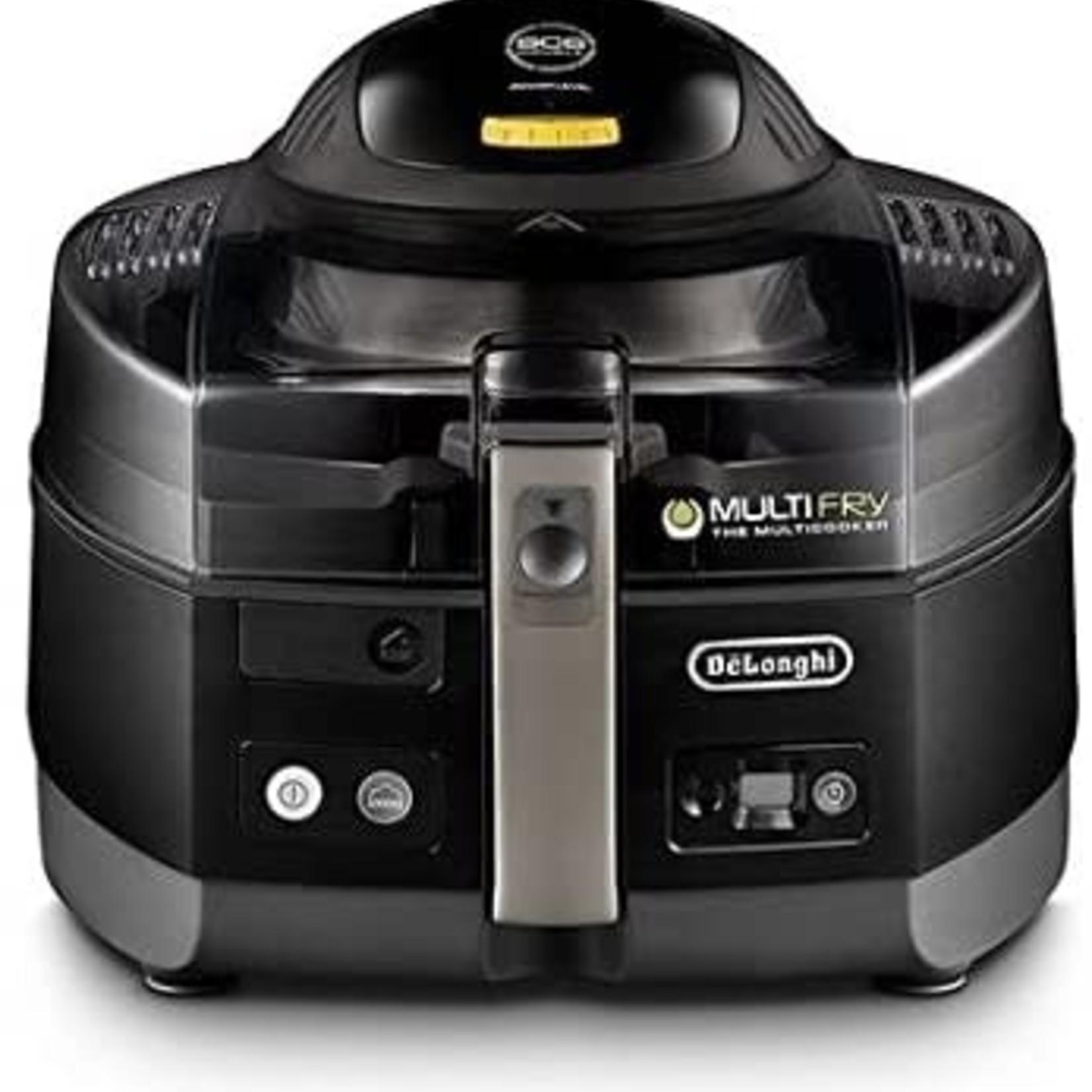DeLonghi Multi Fry Multicooker *Open Box Like new