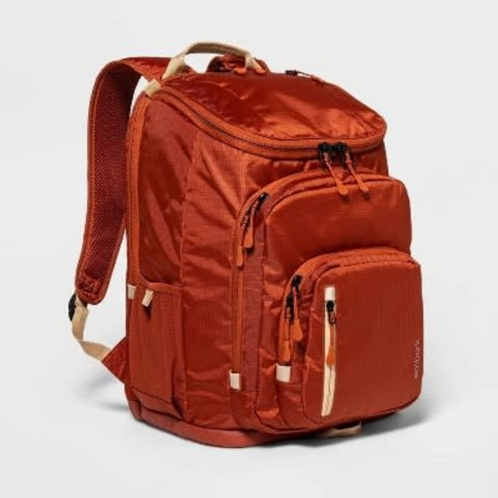 """19"""" Jartop Backpack Tan - Embark™"""