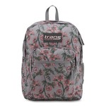 "Trans by Jansport 17"" SuperMax Backpack - Coral Botanical"