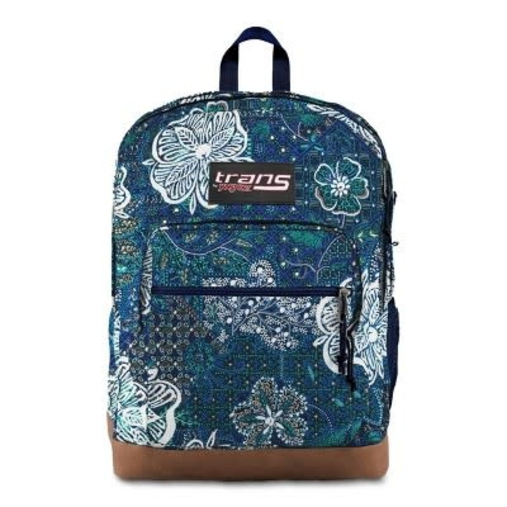 "Trans by JanSport 17"" Super Cool Backpack - Mosaic Garden Blue"