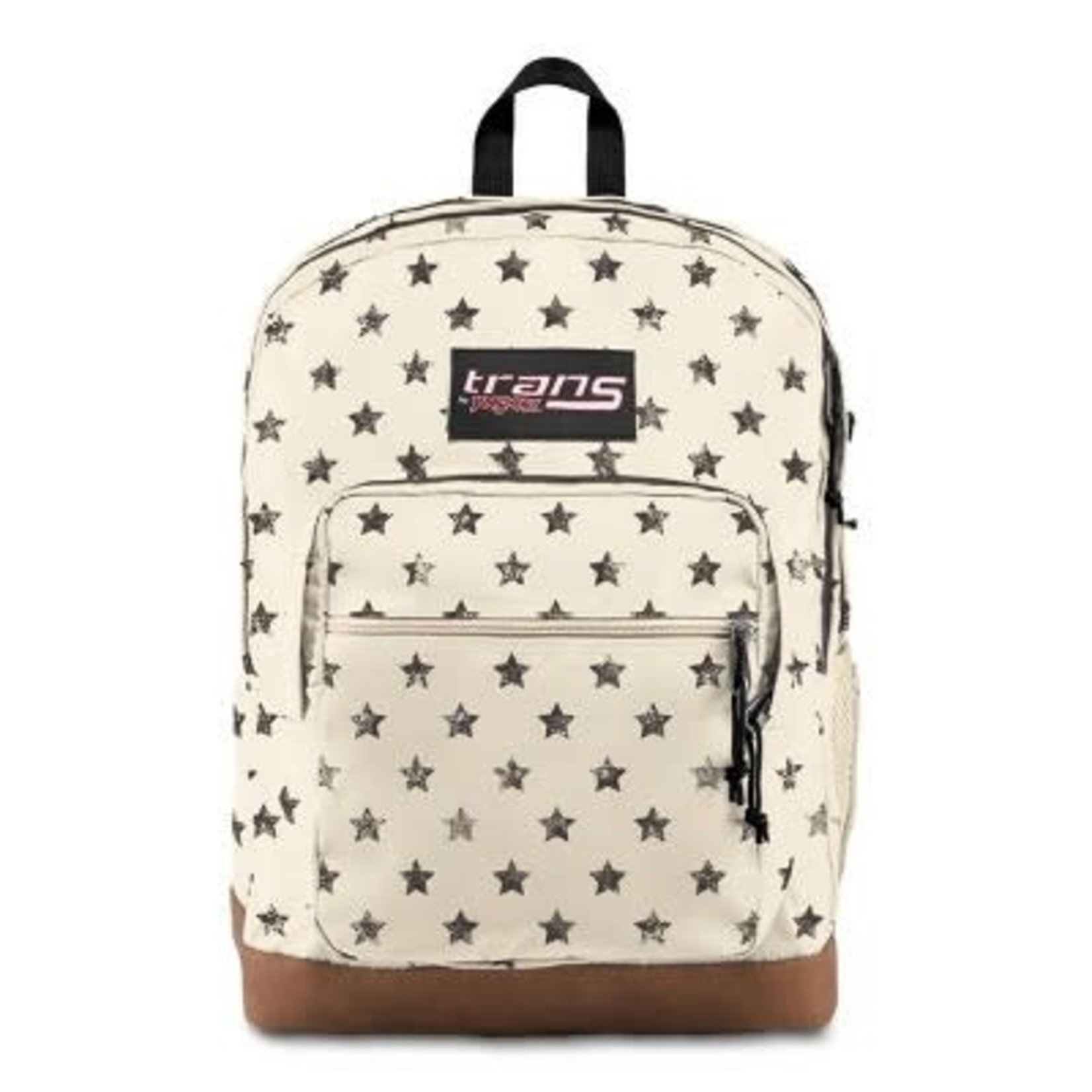 """Trans by JanSport 17"""" Super Cool Backpack - Distressed Stars"""