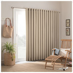 """Waverly Sun'n'shade 84""""x100"""" Light Filtering Extra Wide Curtain Panel"""