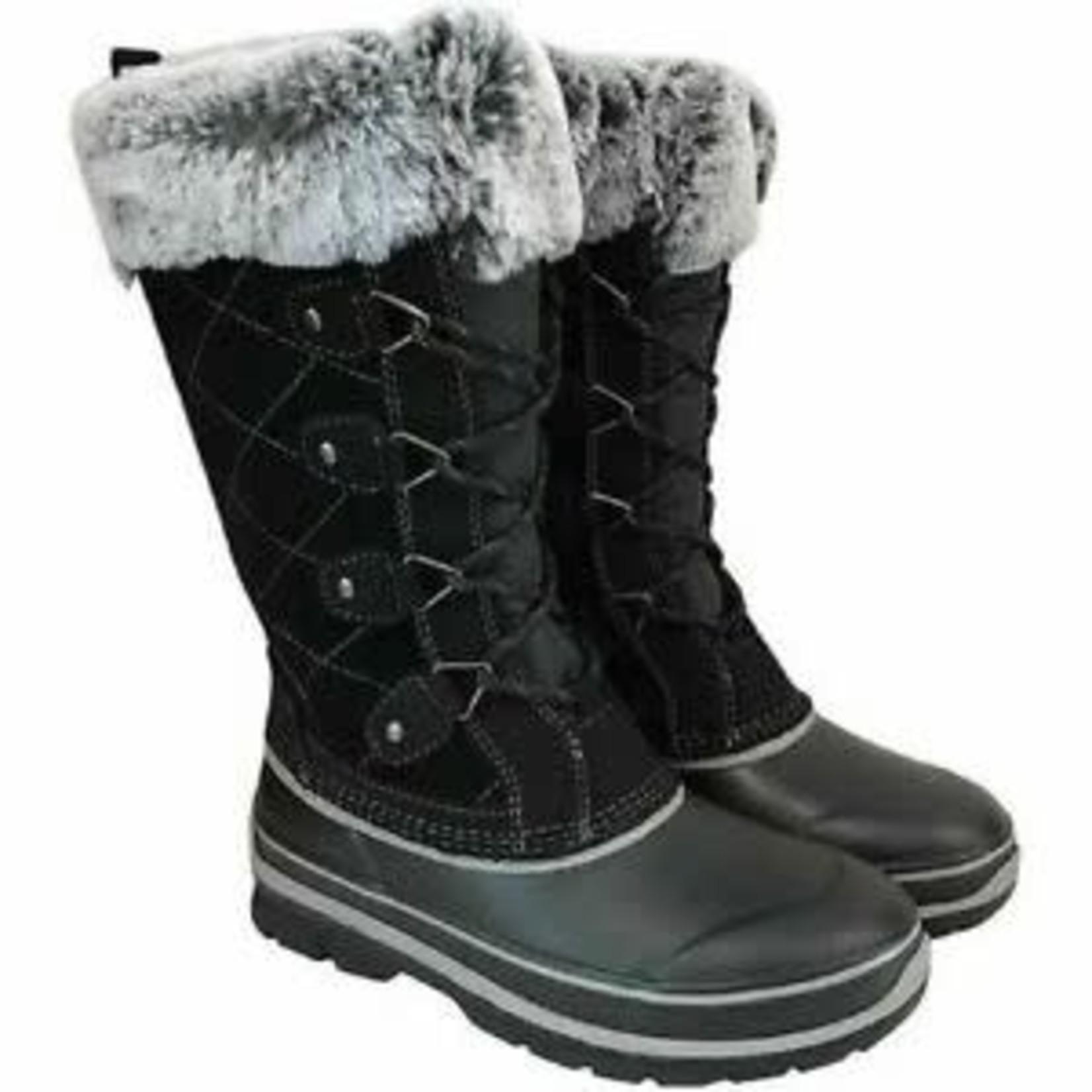 Khombu Women's Ellie Snow Boots 8