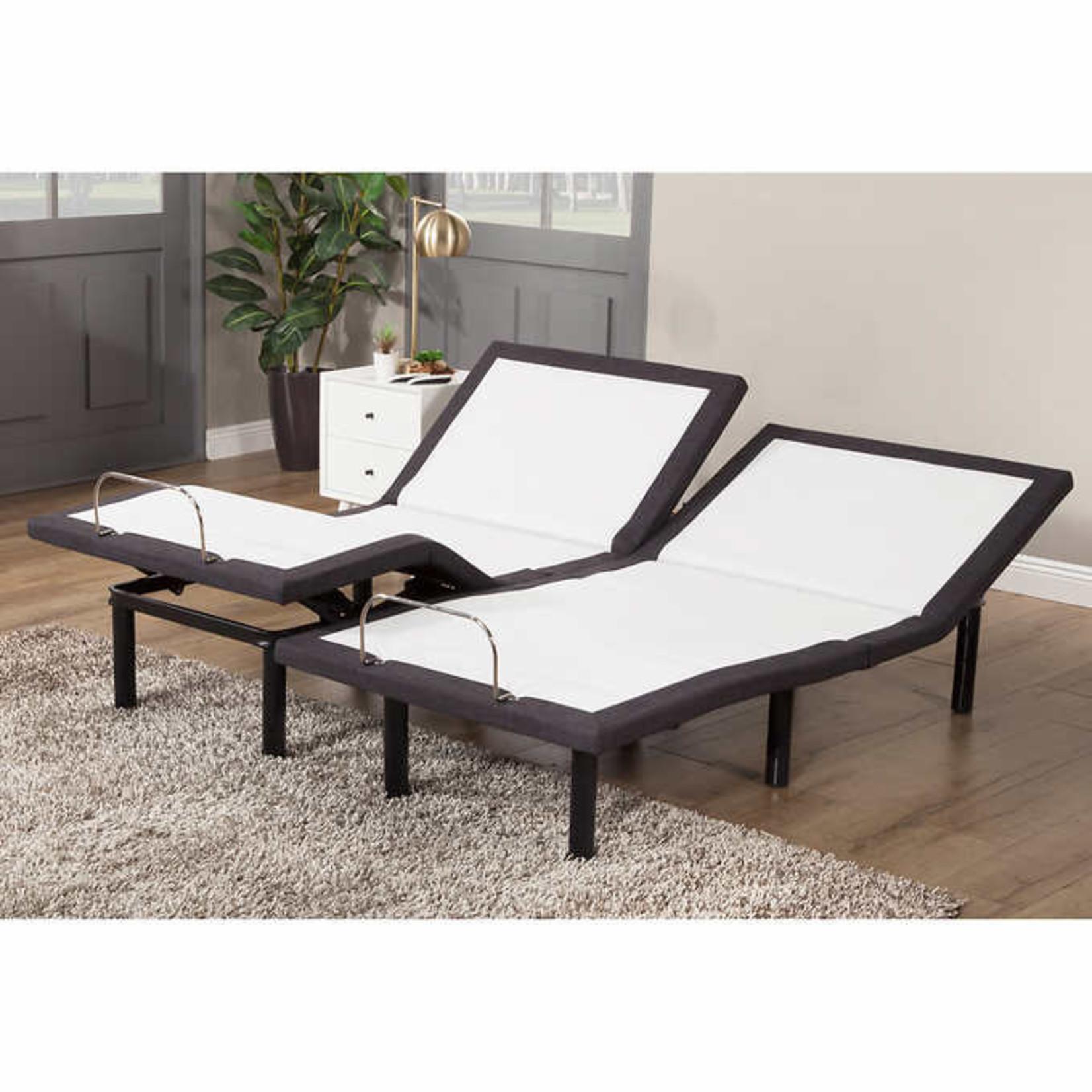 Sleep Science Q-Series King Adjustable Bed Base