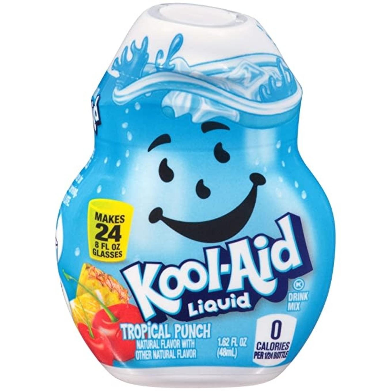 Kool-Aid Tropical Punch Liquid  1.62oz (Box of 12)