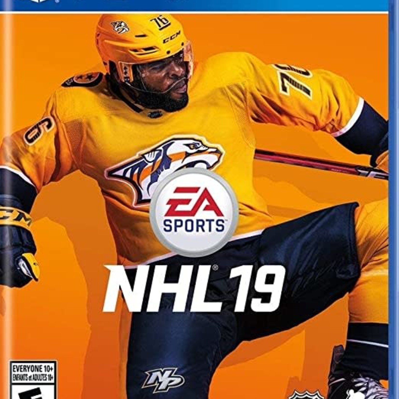 PS4 NHL 19 - PRE-PLAYED