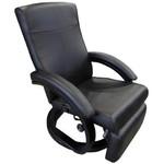 Impact RV recliner chair with flip leg rest