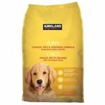 Kirkland Signature Puppy Chicken Rice & Vegetable Formula  9.07kg