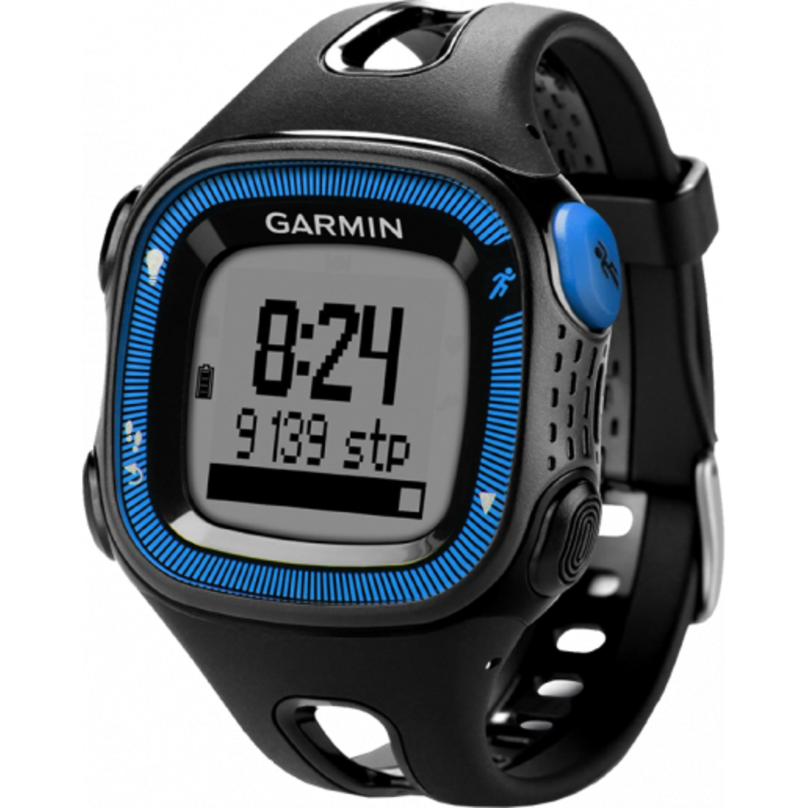 -Garmin Forerunner 15 GPS Running Watch with Heart Rate *Open box, like new