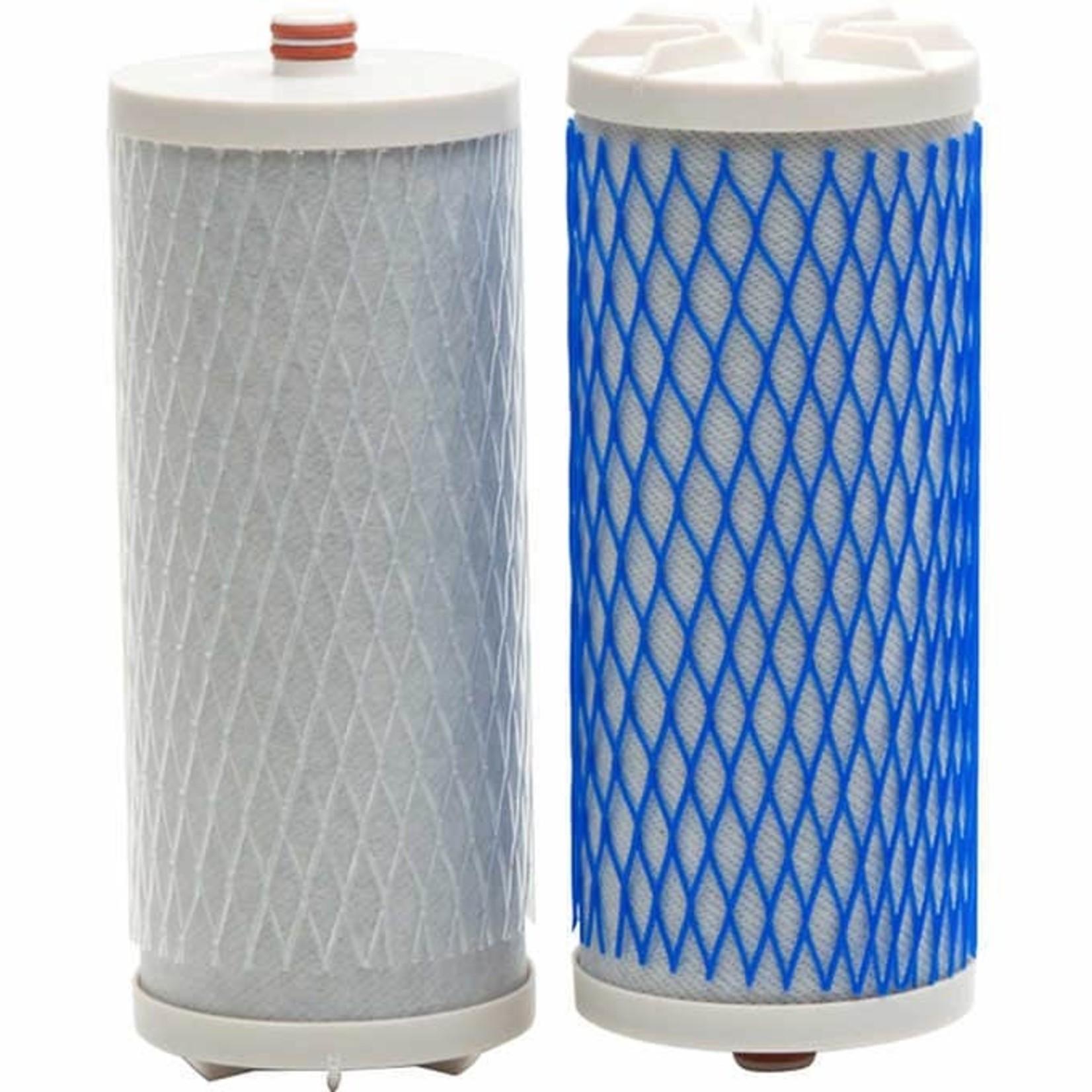 Austin Springs Drinking Water Replacement Filters - Dual Cartridge Set
