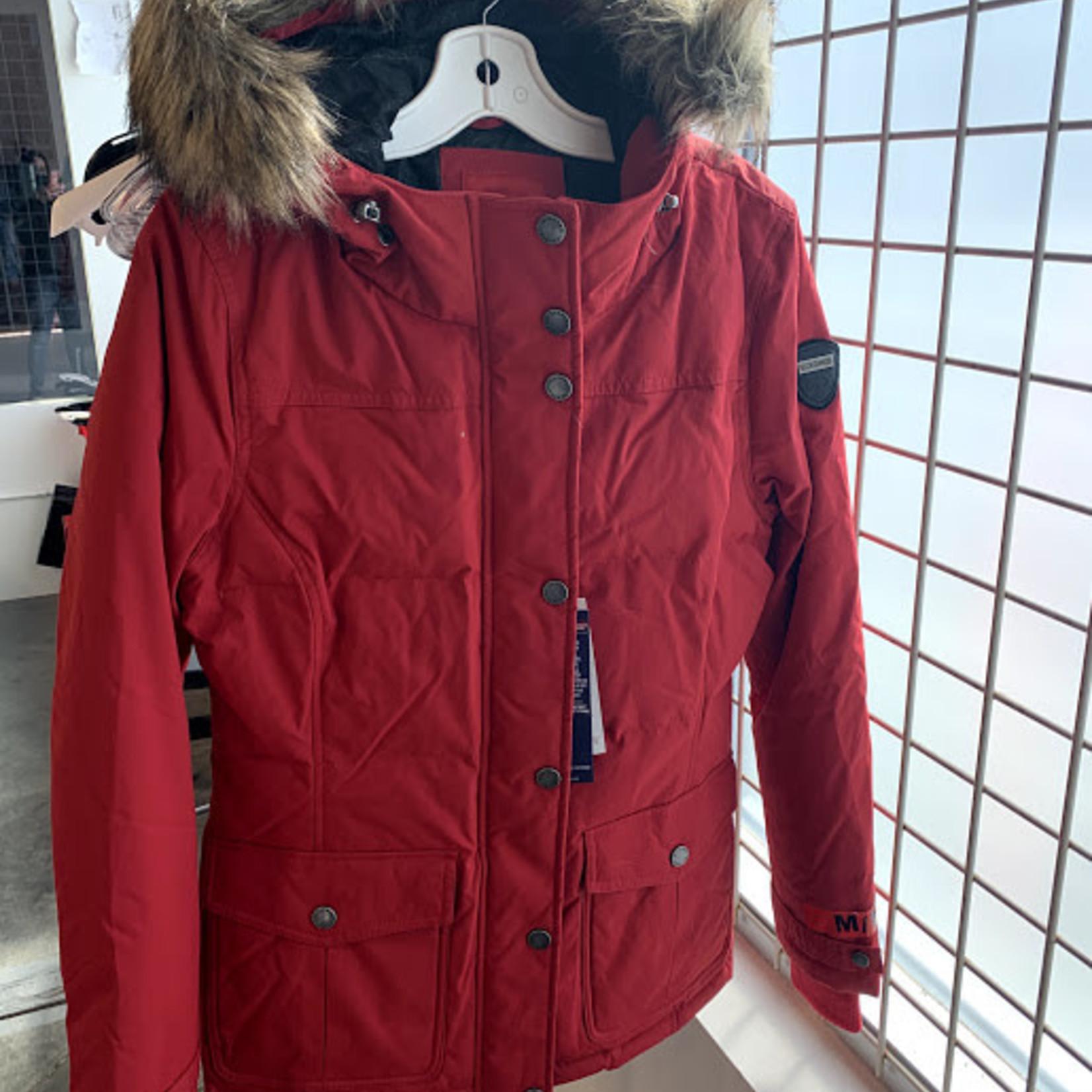EckoRed  Ladies Down Jacket RED Siz M