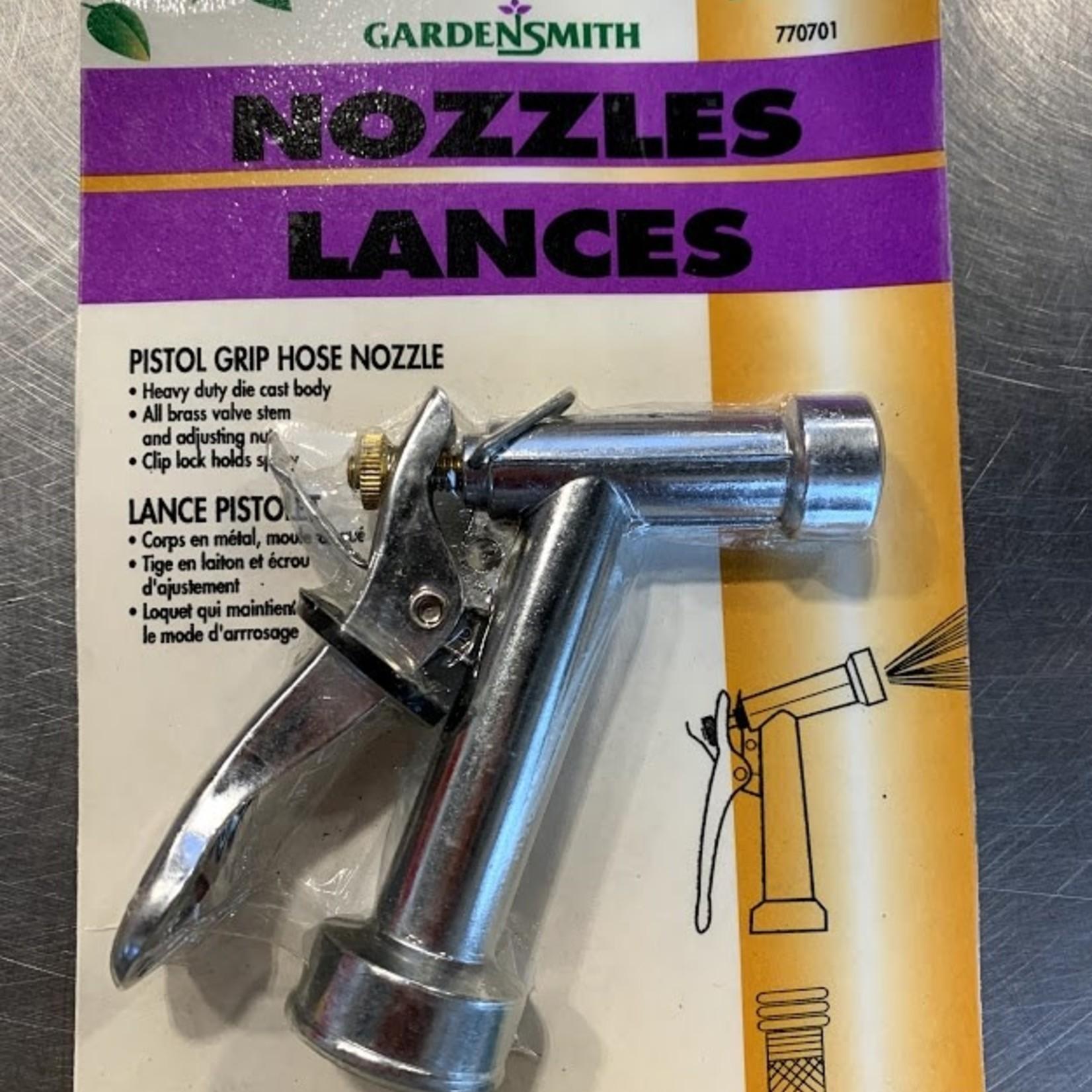 GardenSmith Pistol Grip Hose Nozzle