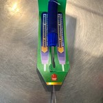 GardenSmith Handheld Weeding tool with Shock Absorbing handle