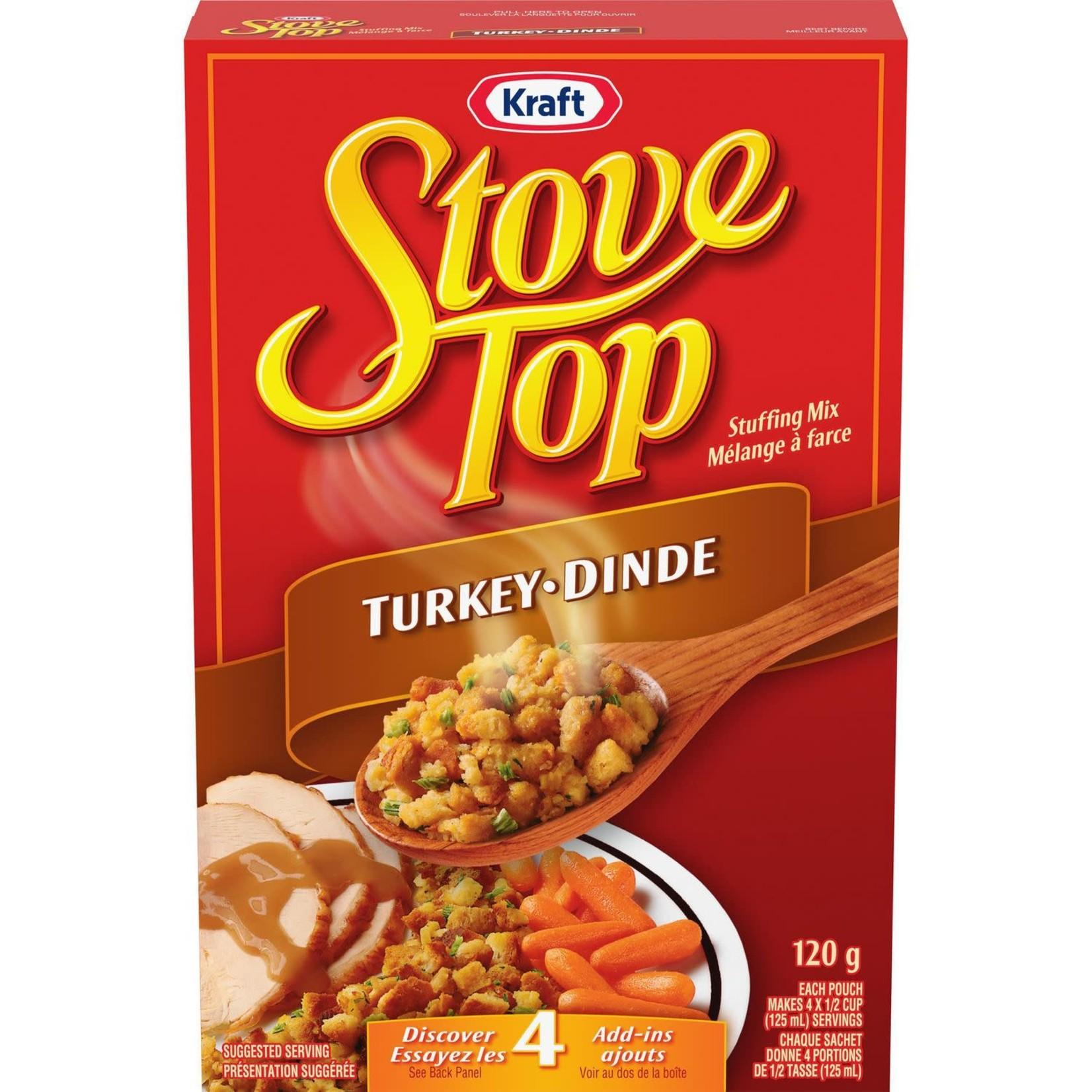 Stove Top Stuffing -Turkey