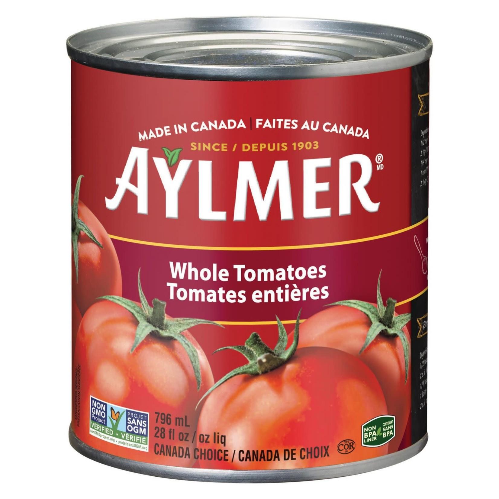 Aylmer Whole Tomatoes 540ml