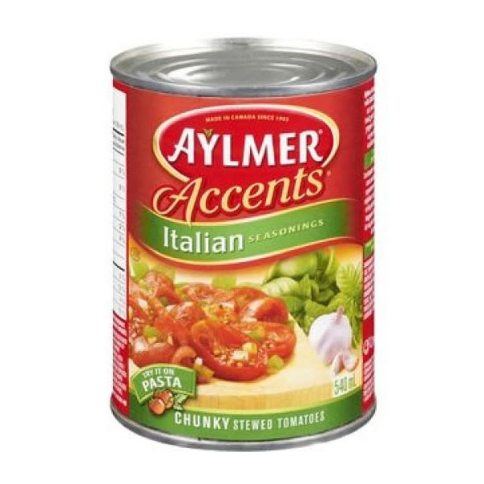 Aylmer Accents Tomatoes - Italian Seasonings  540ml