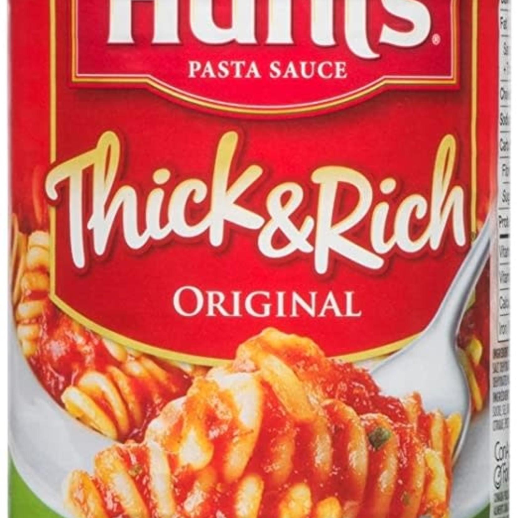Hunts Thick & Rich Pasta Sauce 680ml