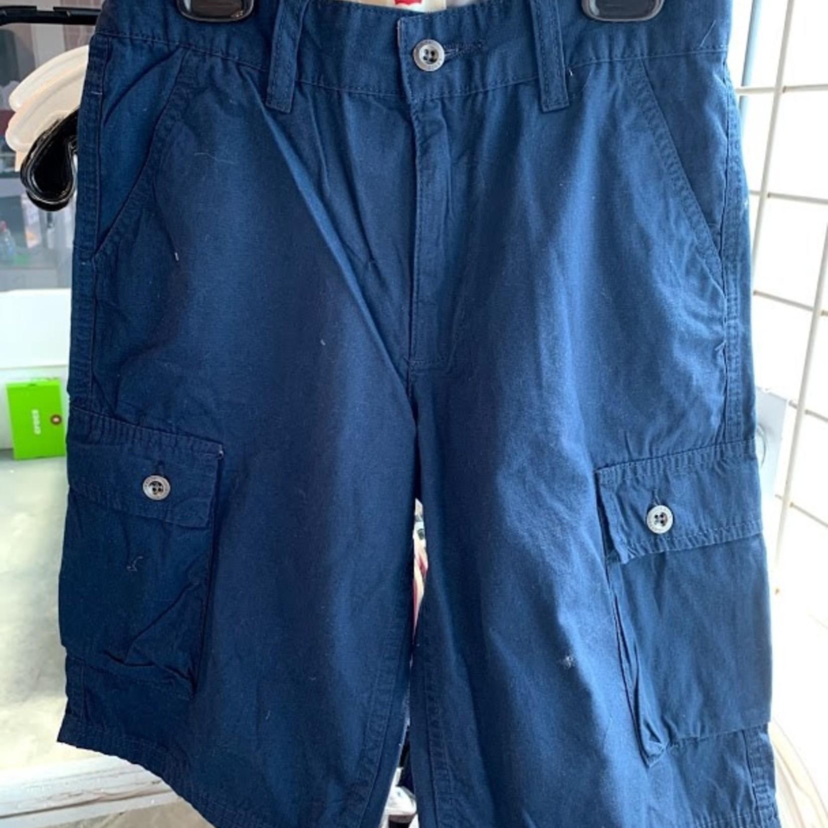 Levi's  Cargo Boy's Shorts NAVY Size 8 Regular