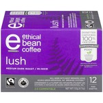 Ethical Bean Coffee Lush Medium Dark Roast Pods-12
