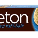 Breton Reduced Fat & Salt Crackers