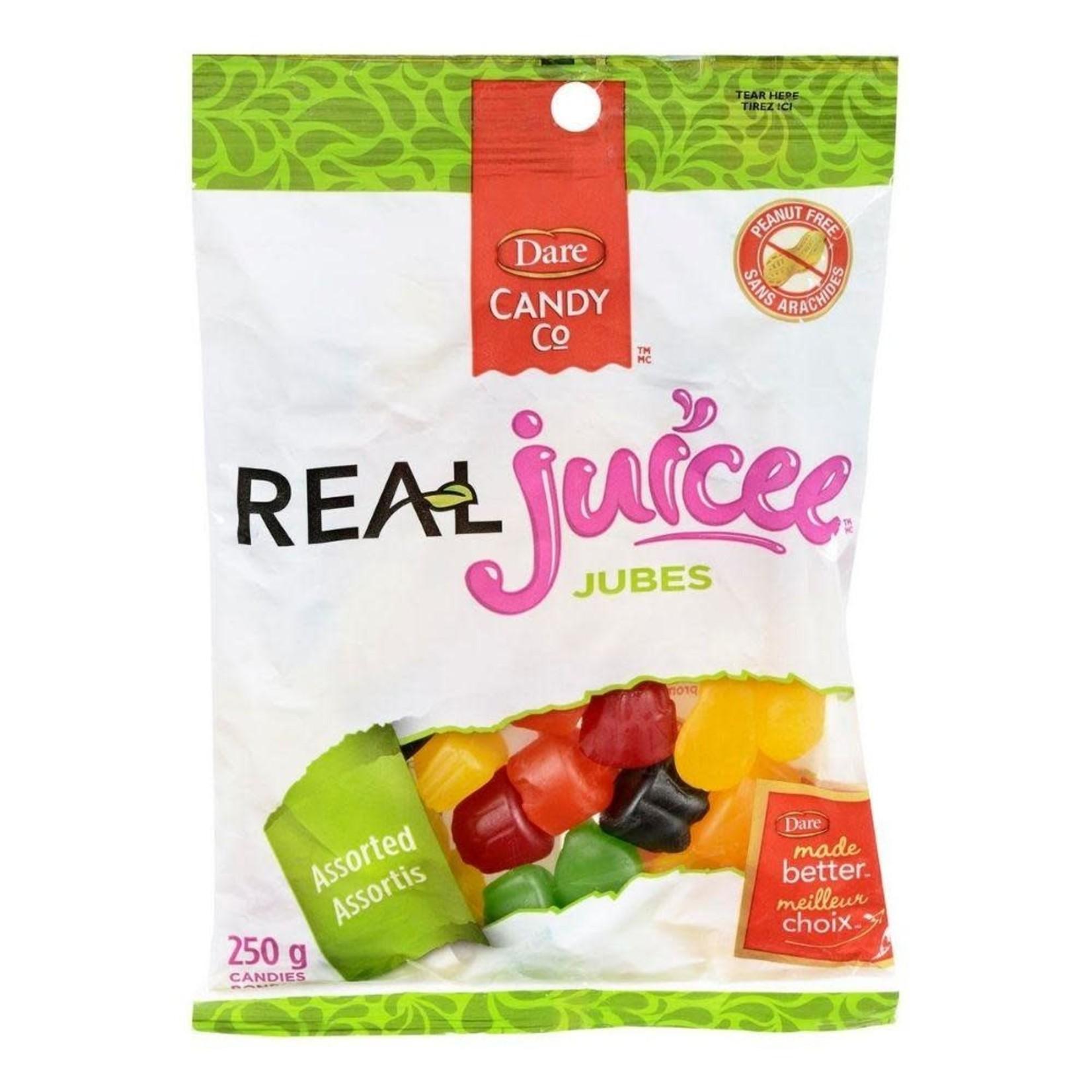 Real Juicee Jubes 250g