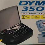 Dymo 3500 Electronic Labelmaker