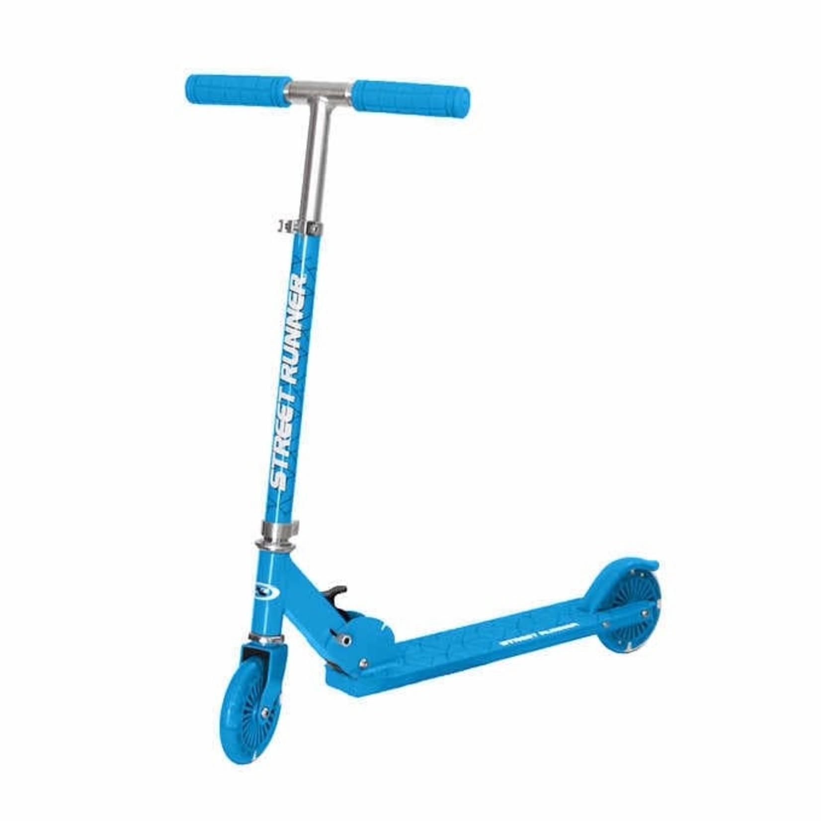 Street Runner Scooter Blue *Open box